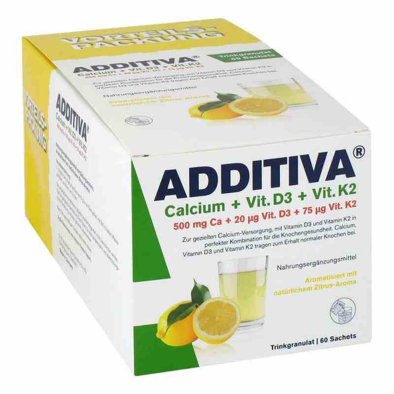 Additiva Calcium+d3+k2 Granulat  bei apo-discounter.de bestellen