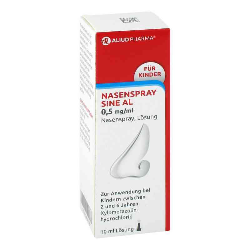 Nasenspray sine Al 0,5 mg/ml Nasenspray  bei apo-discounter.de bestellen