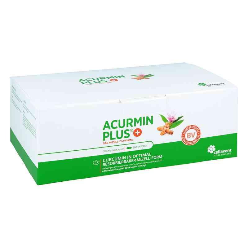Acurmin Plus Das Mizell-curcuma Weichkapseln  bei apo-discounter.de bestellen