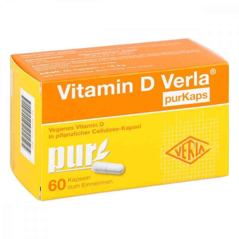 Vitamin D Verla purKaps  bei apo-discounter.de bestellen