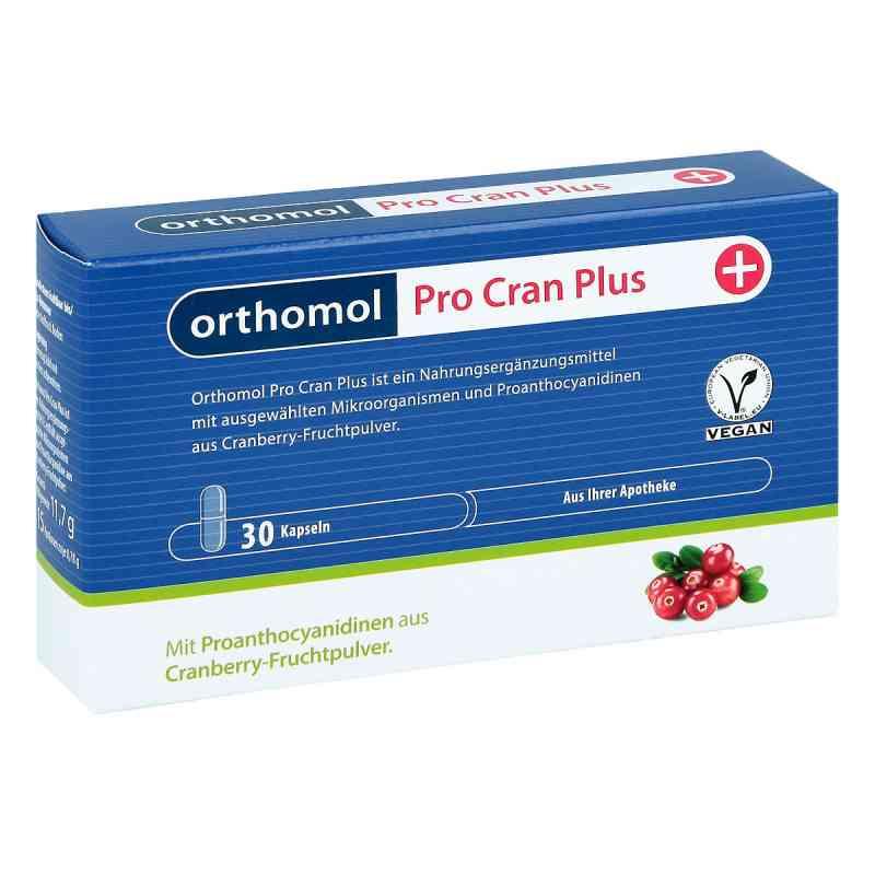Orthomol Pro Cran Plus Kapseln  bei apo-discounter.de bestellen