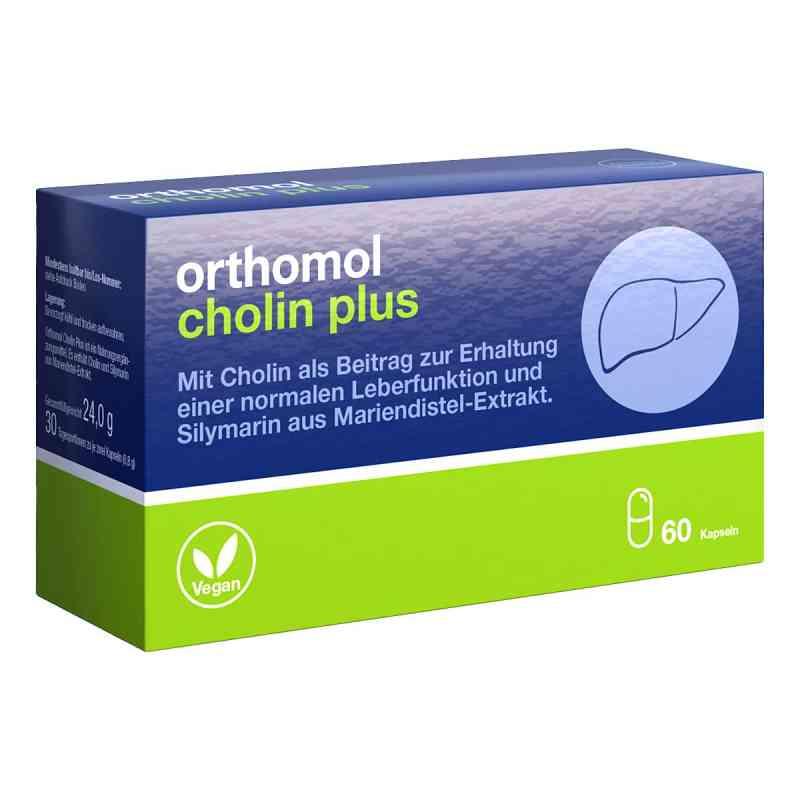 Orthomol Cholin Plus Kapseln  bei apo-discounter.de bestellen