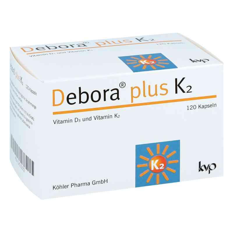 Debora plus K2 Kapseln  bei apo-discounter.de bestellen