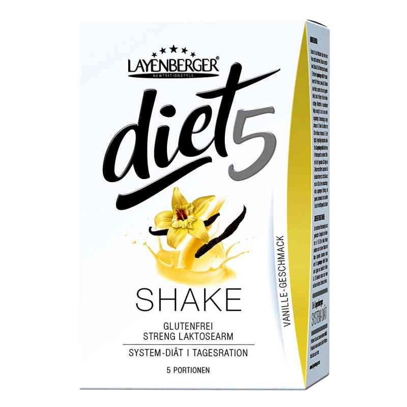 Layenberger diet5 Shake Vanille-geschmack  bei apo-discounter.de bestellen