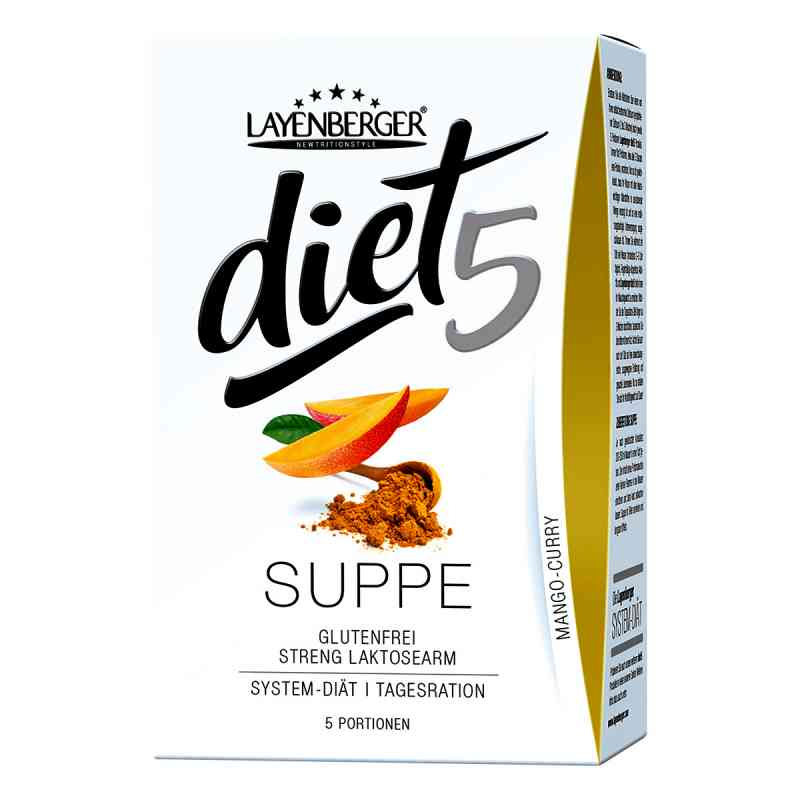 Layenberger diet5 Suppe Curry-mango  bei apo-discounter.de bestellen