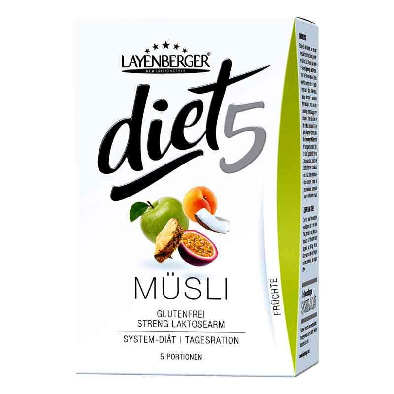 Layenberger diet5 Müsli Früchte  bei apo-discounter.de bestellen