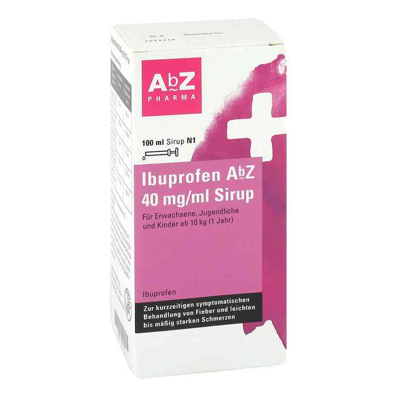 Ibuprofen Abz 40 mg/ml Sirup  bei apo-discounter.de bestellen