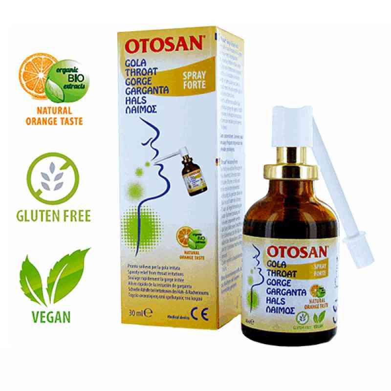 Otosan Hals- und Rachenspray Forte  bei apo-discounter.de bestellen