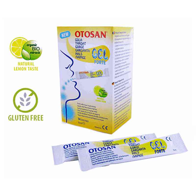 Otosan Hals- und Rachengel Forte  bei apo-discounter.de bestellen