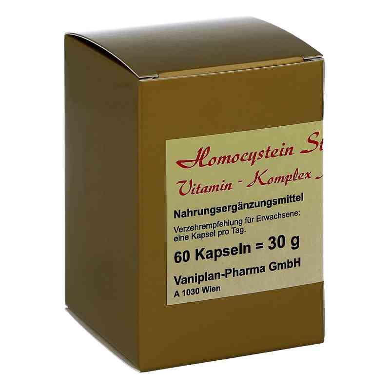 Homocystein Stoffwechsel-vitamin-komplex N Kapseln  bei apo-discounter.de bestellen