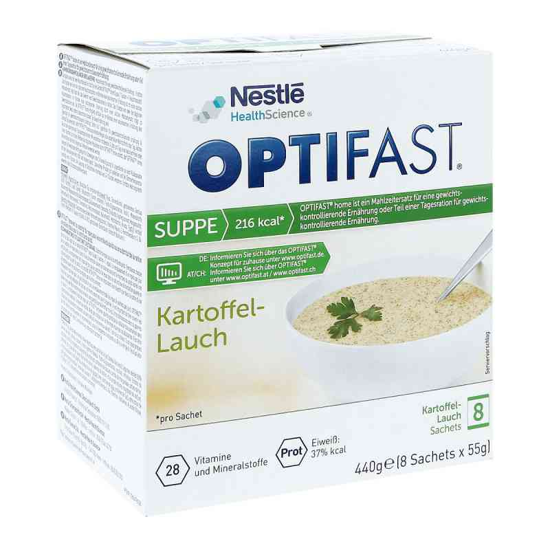 Optifast home Suppe Kartoffel-lauch Pulver  bei apo-discounter.de bestellen