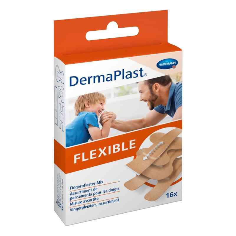 Dermaplast Flexible Fingerpflastermix 4 Grössen  bei apo-discounter.de bestellen