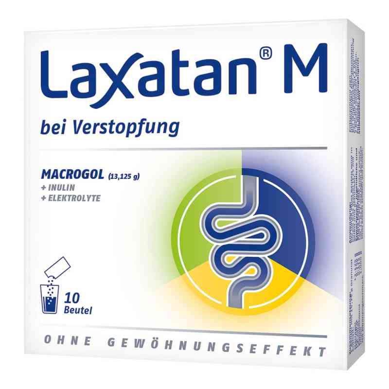 Laxatan M Granulat zur, zum Herstell.ein.Susp.z.Einn.  bei apo-discounter.de bestellen