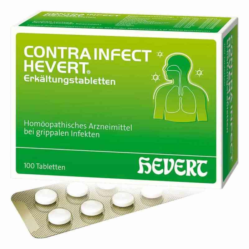 Contrainfect Hevert Erkältungstabletten  bei apo-discounter.de bestellen