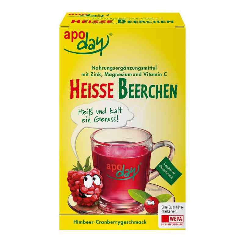 Apoday heisse Beerchen+vit.c+zink+magnesium Pulver  bei apo-discounter.de bestellen