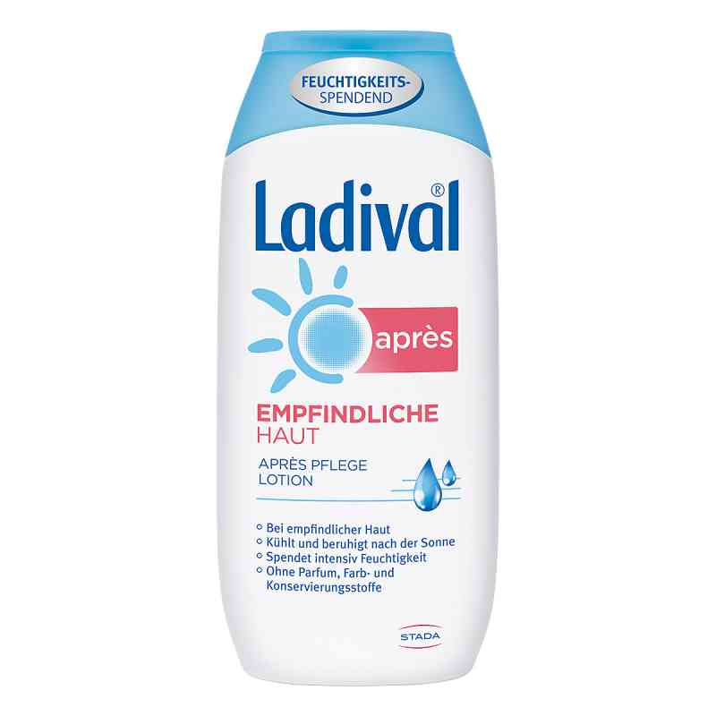 Ladival empfindliche Haut Apres Lotion  bei apo-discounter.de bestellen