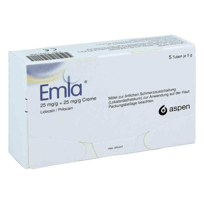 Emla 25 mg/g + 25 mg/g Creme + 12 Tegaderm  bei apo-discounter.de bestellen