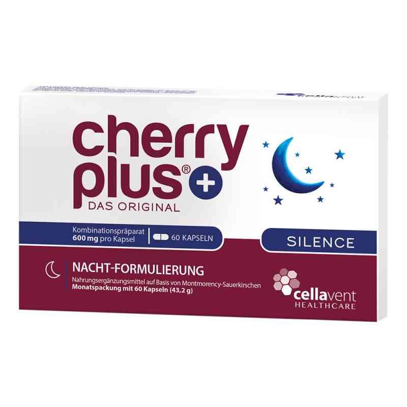Cherryplus Das Original Silence Kapseln  bei apo-discounter.de bestellen