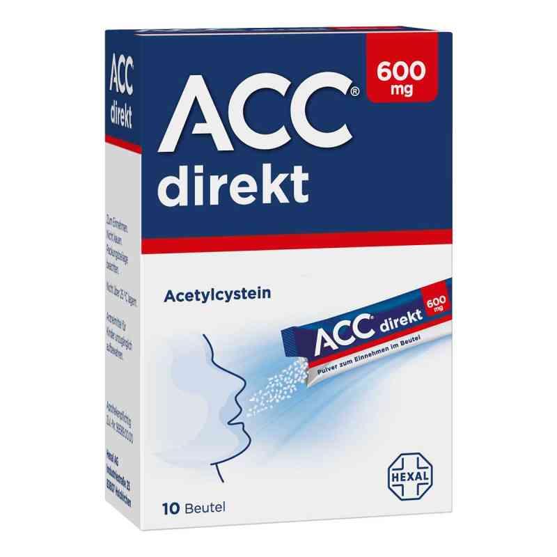 ACC direkt 600 mg Pulver zum Einnehmen im Beutel  bei apo-discounter.de bestellen