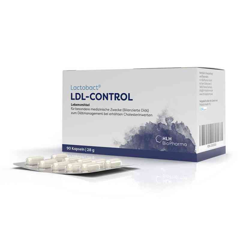 Lactobact Ldl-control magensaftresistente Kapseln  bei apo-discounter.de bestellen