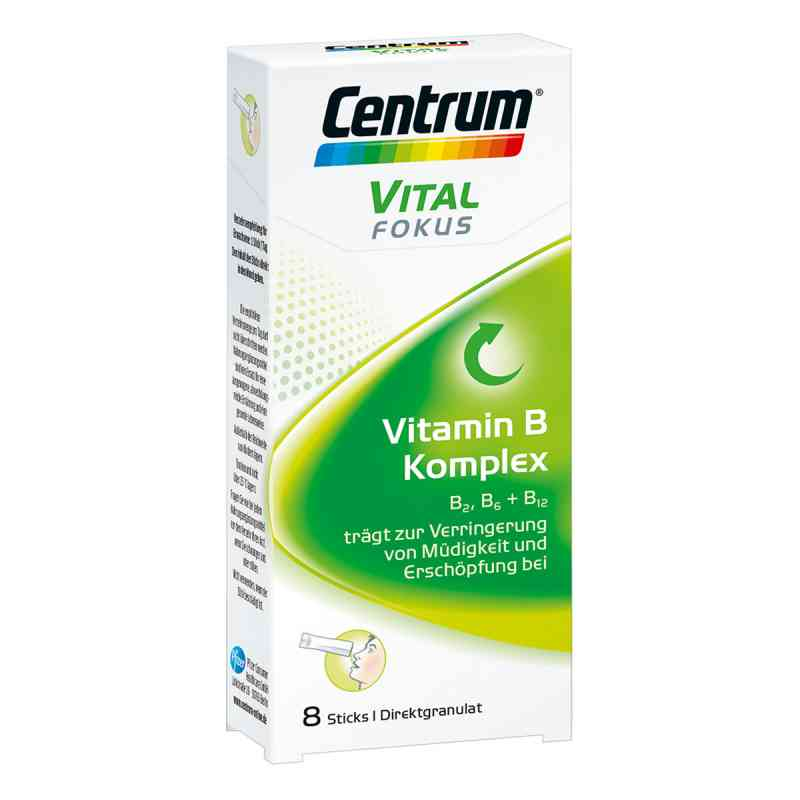 Centrum Vitamin B-komplex Granulat  bei apo-discounter.de bestellen