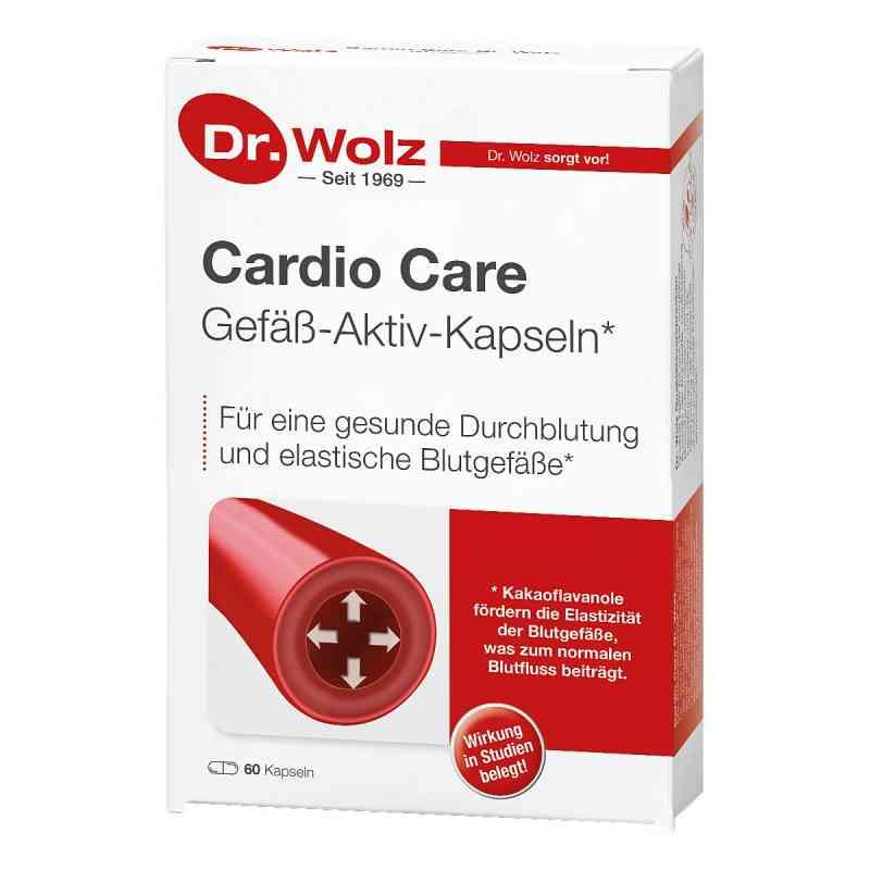 Cardio Care Doktor wolz Kapseln  bei apo-discounter.de bestellen