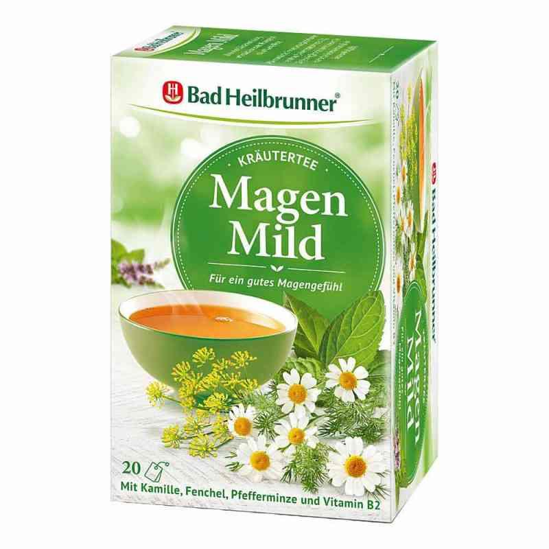 Bad Heilbrunner Wohlfühltee Magen Mild Filterbeut.  bei apo-discounter.de bestellen