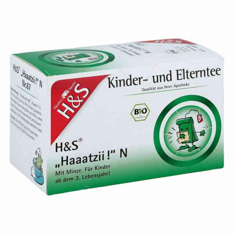 H&s Bio Haaatzii N Kinder- und Elterntee Fbtl.  bei apo-discounter.de bestellen