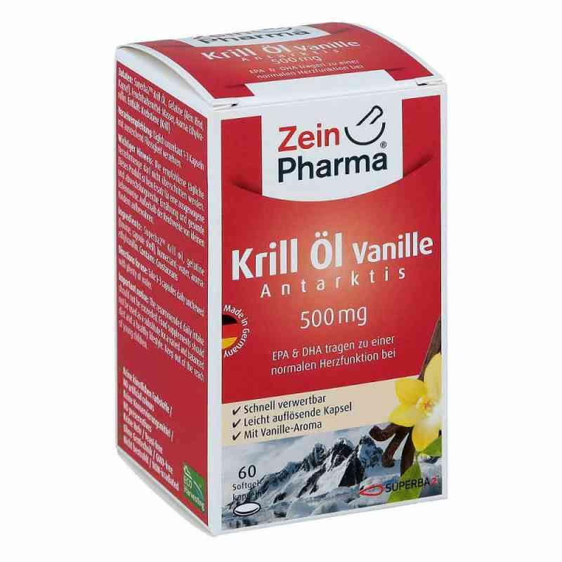Krill öl Antarktis 500 mg Vanille Kapseln  bei apo-discounter.de bestellen