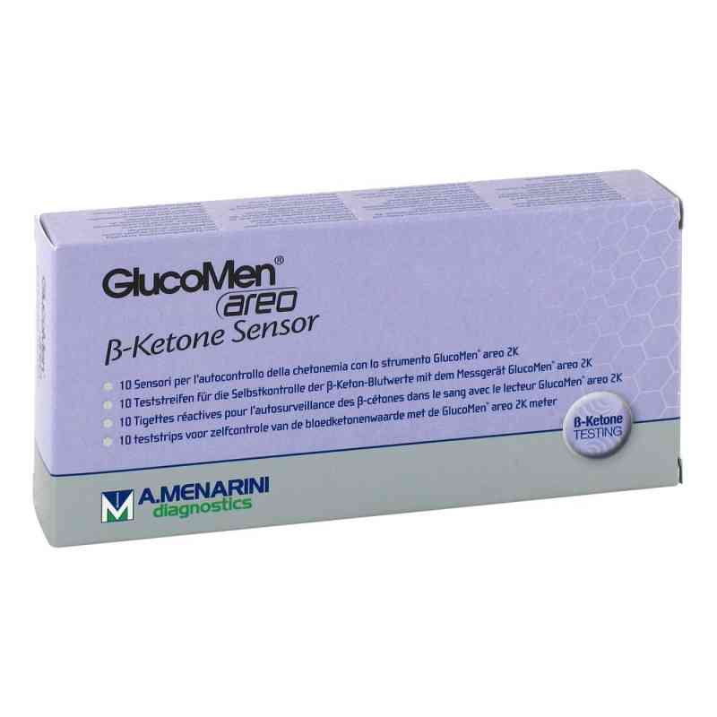 Glucomen areo 2k ss-Ketone Sensor Teststreifen  bei apo-discounter.de bestellen