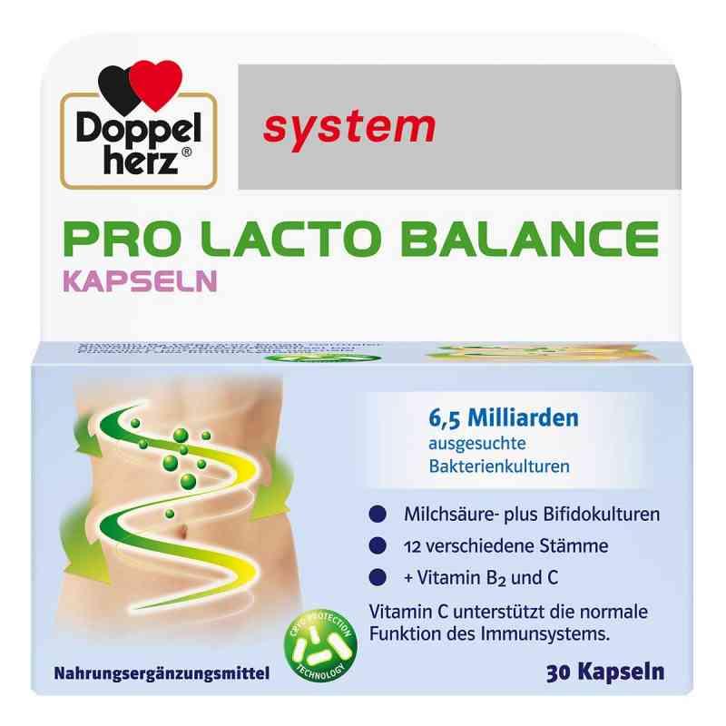 Doppelherz Pro Lacto Balance system Kapseln  bei apo-discounter.de bestellen