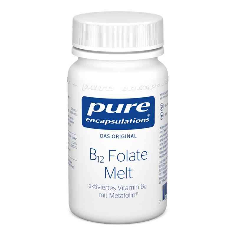 Pure Encapsulations B12 Folate melt Lutschtabletten  bei apo-discounter.de bestellen