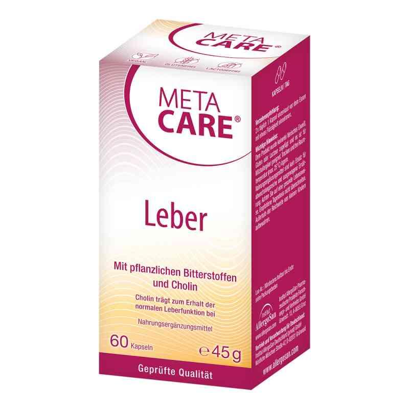 Meta Care Leber Kapseln  bei apo-discounter.de bestellen