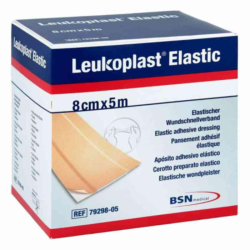 Leukoplast Elastic Pflaster 8 cmx5 m Rolle  bei apo-discounter.de bestellen