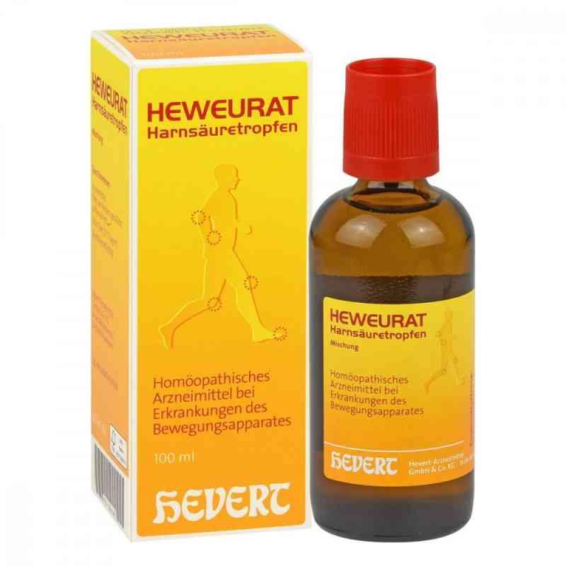 Heweurat Harnsäuretropfen  bei apo-discounter.de bestellen