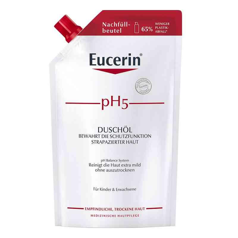 Eucerin pH5 Duschöl Nachfüll empfindliche Haut  bei apo-discounter.de bestellen
