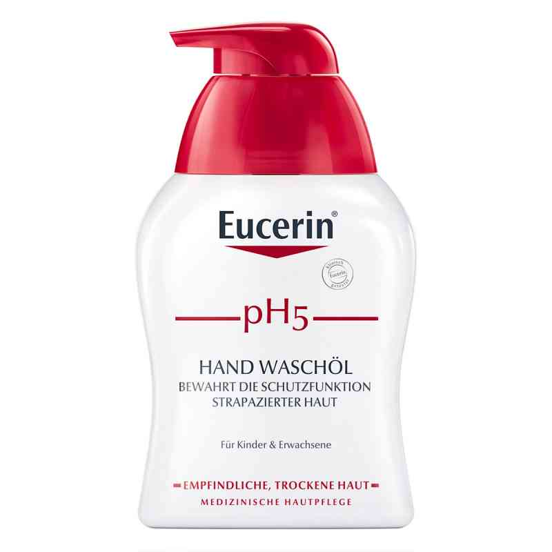 Eucerin pH5 Hand Wasch öl empfindliche Haut  bei apo-discounter.de bestellen
