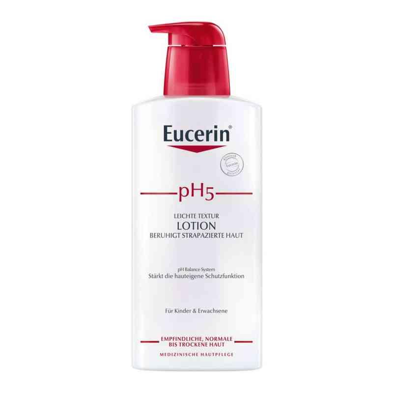 Eucerin pH5 leichte Lotion empfindliche Haut  bei apo-discounter.de bestellen