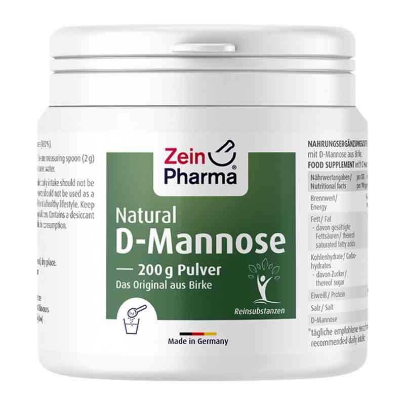 Natural D-mannose aus Birke Zeinpharma Pulver  bei apo-discounter.de bestellen