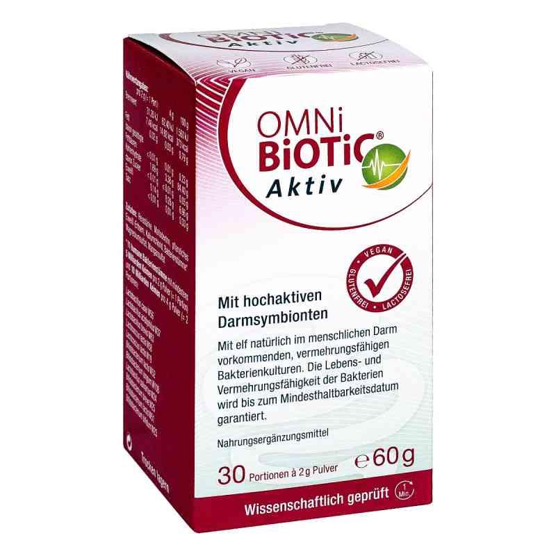 Omni Biotic aktiv Pulver  bei apo-discounter.de bestellen