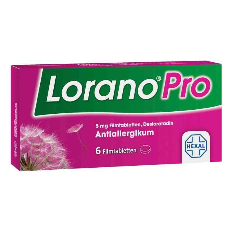 Loranopro 5 mg Filmtabletten  bei apo-discounter.de bestellen