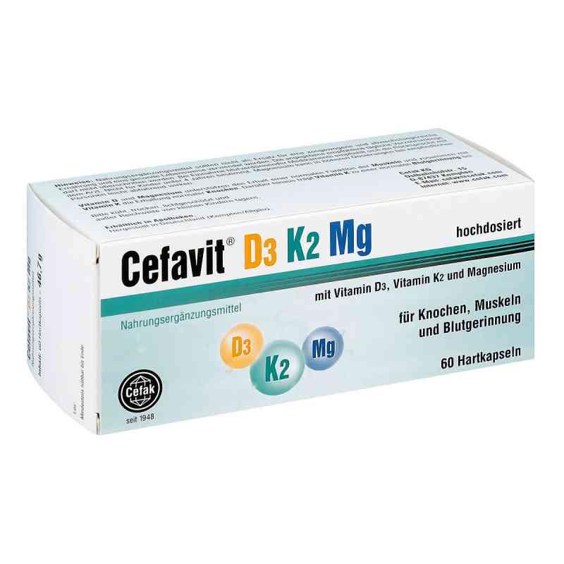 Cefavit D3 K2 Mg Hartkapseln  bei apo-discounter.de bestellen