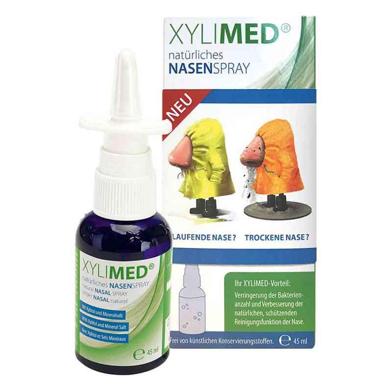 Miradent Xylimed natürliches Nasenspray  bei apo-discounter.de bestellen