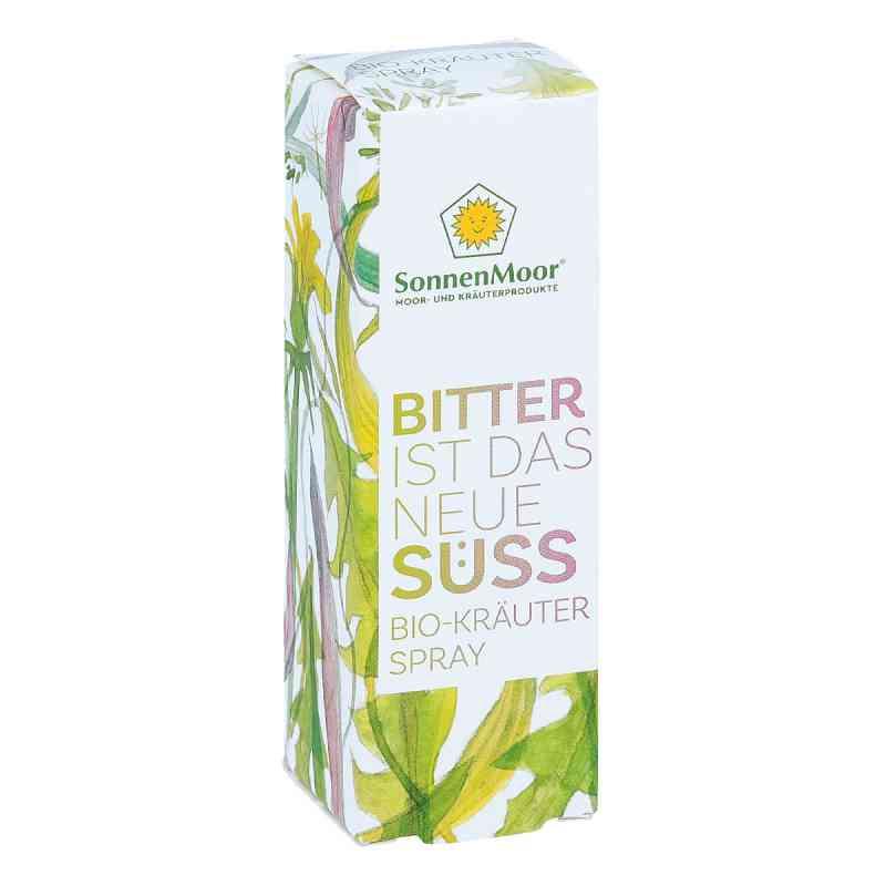 Bio Kräuterspray Bitter ist das neue Süss  bei apo-discounter.de bestellen