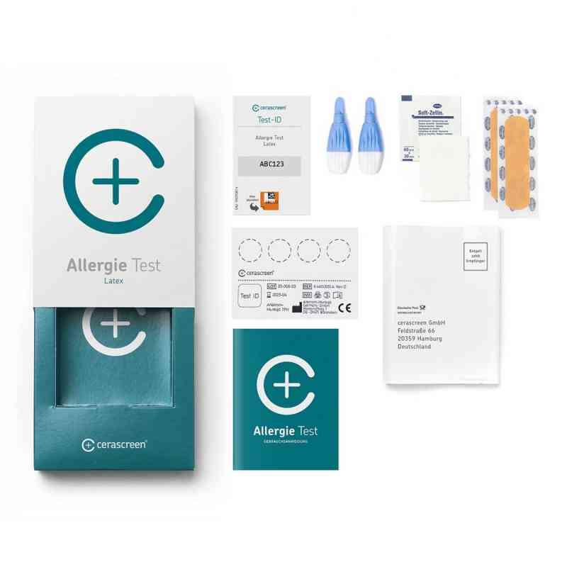 Cerascreen Allergie-testkit Latex  bei apo-discounter.de bestellen