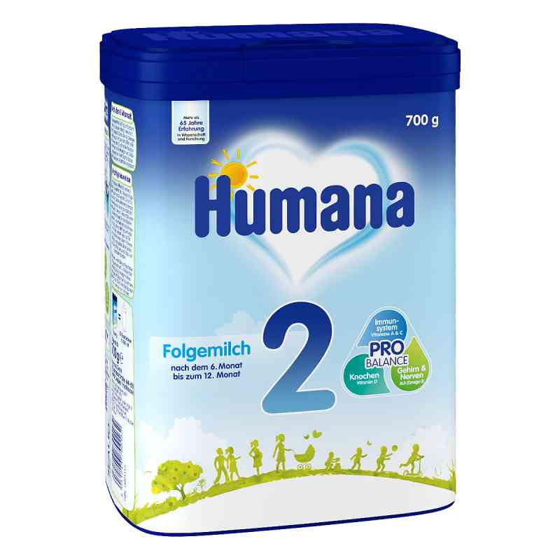 Humana Folgemilch 2 Pulver  bei apo-discounter.de bestellen