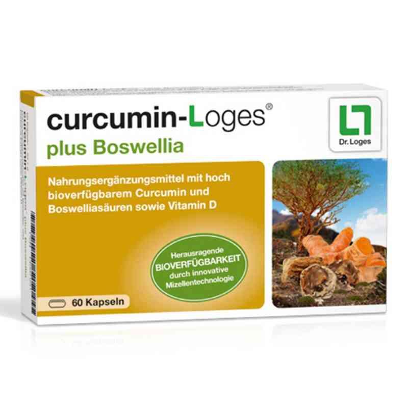 Curcumin-loges plus Boswellia Kapseln  bei apo-discounter.de bestellen