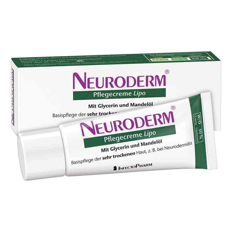 Neuroderm Pflegecreme Lipo  bei apo-discounter.de bestellen