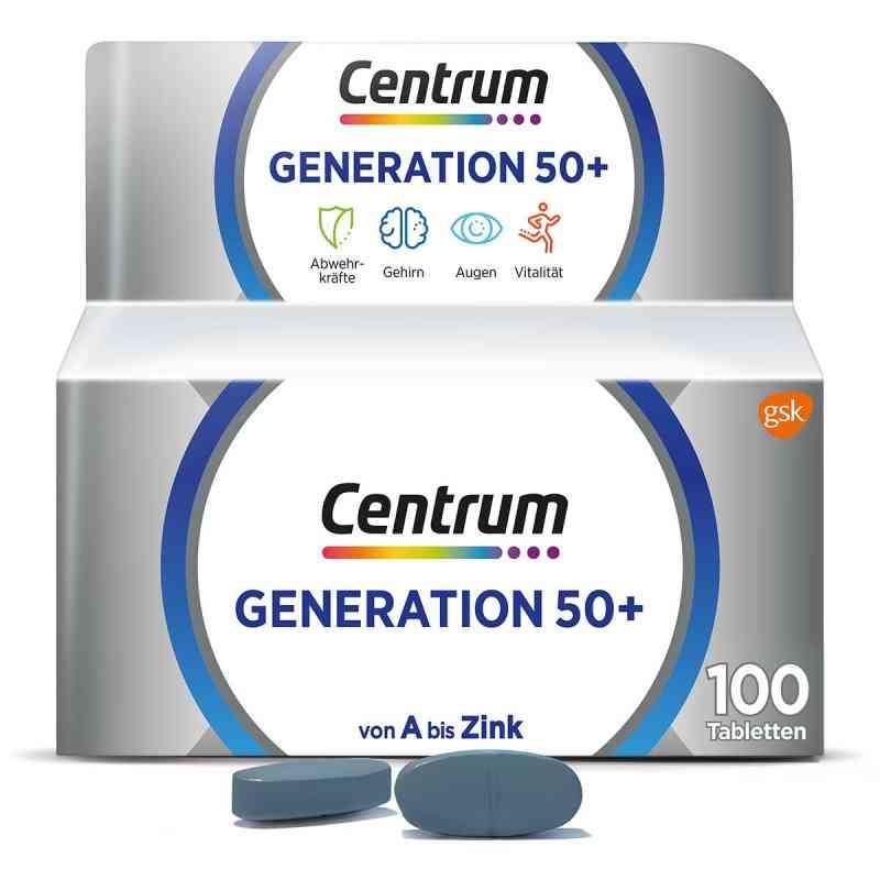 Centrum Generation 50+ Tabletten  bei apo-discounter.de bestellen