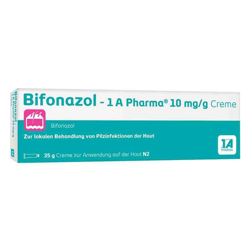 Bifonazol-1a Pharma 10 mg/g Creme  bei apo-discounter.de bestellen